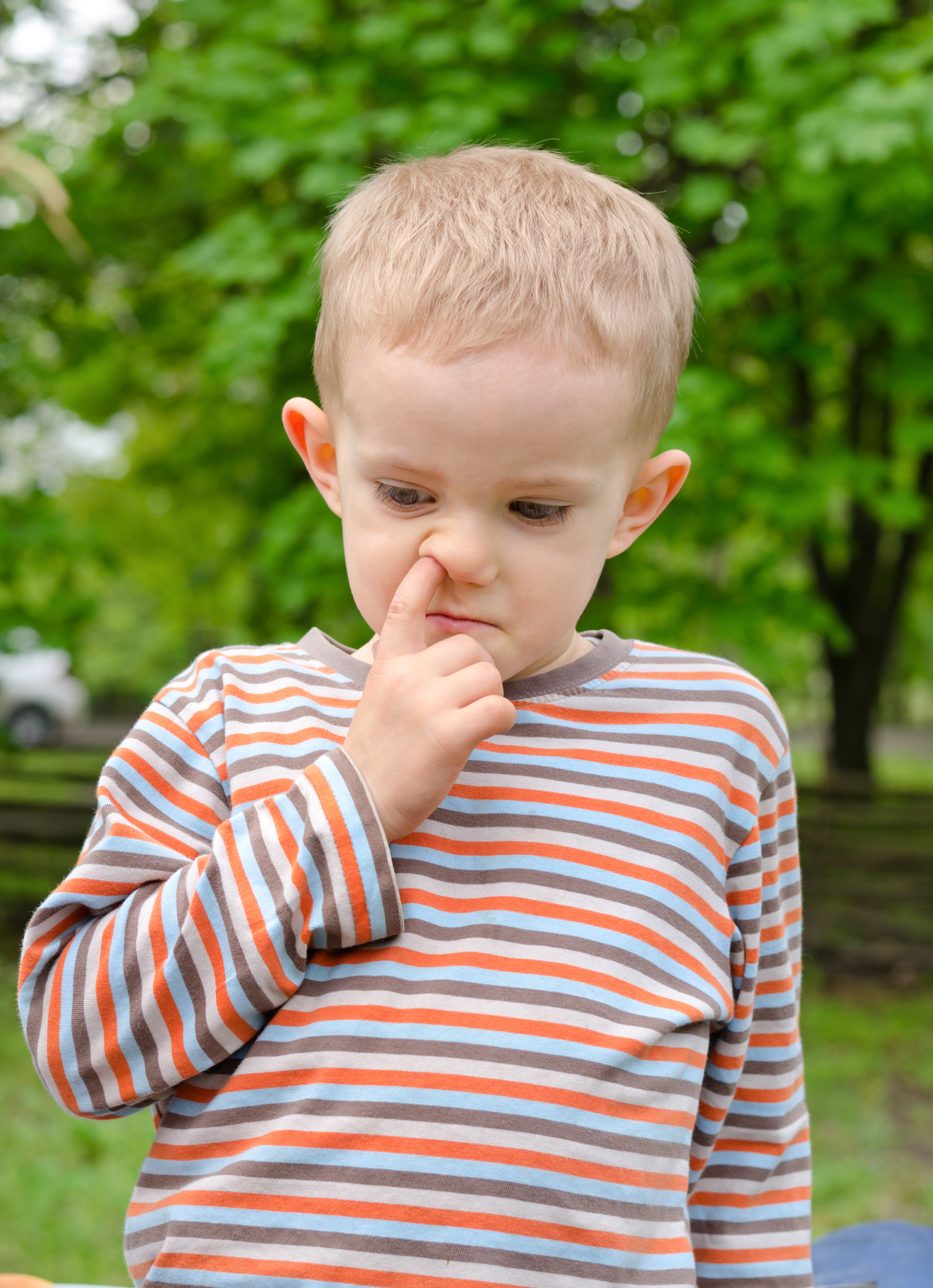 Stop The Nose Picking Parenting By Dr Rene
